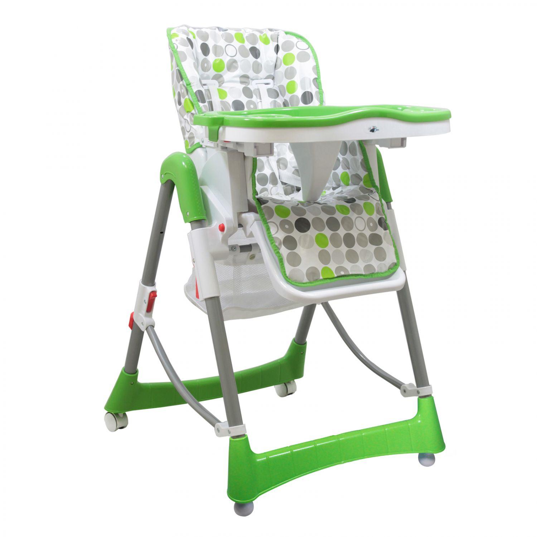 miniature 57 - MONSIEUR BEBE ® CHAISE HAUTE ENFANT PLIABLE RÉGLABLE HAUTEUR DOSSIER ET